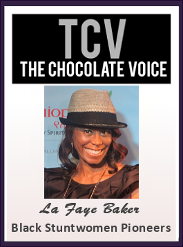 chocolate voice la faye  baker
